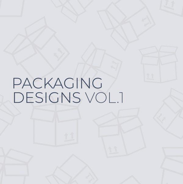 Packaging Design VOL.1
