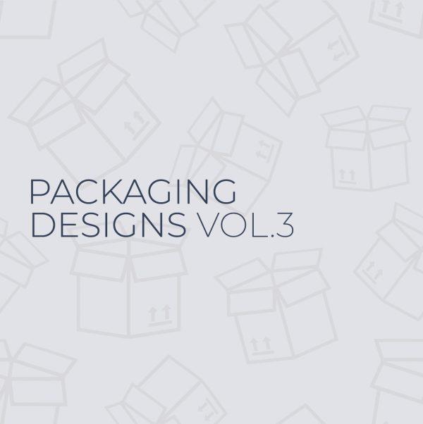 Packaging design VOL.3